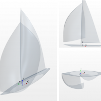 yacht geometry