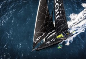 Imoca 60 Hugo Boss